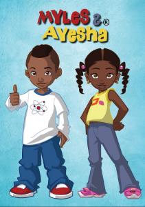 Myles & Ayesha: Signature Poster